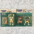 Starting Lineup Reggie White 1996 Edition & 1997 10th year Edition Lot of 2