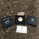 2010 Boy Scouts of America SILVER PROOF Commemaritive Coin US Mint Free Shipping
