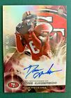 2015 Topps Platinum Football Cards - Review Added 16