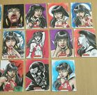 2012 Breygent Vampirella All New Trading Cards 25