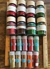 Martha Stewart Glitter Assorted Pre Owned Used Reuse repurpose recycle Clean See