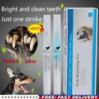 Pets Dogs Teeth Tartar Dental Calculus Stones Remover Toothbrush Cleaning Kit