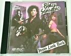 BLUES SARACENO Never Look Back (1989 Guitar Recordings CD) autographed signed