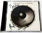 KINGDOM COME In Your Face (1989 Polydor CD) autographed signed by Rick Steier