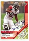 2009 UPPER DECK DRAFT HISTORY MICHAEL TURNER AUTO 07 10!!