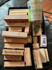 Wood Rubber Stamps You pick