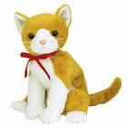TY Beanie Baby - TANGLES the Cat (6 inch) - MWMTs Stuffed Animal Toy