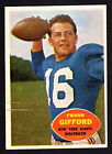 Frank Gifford Cards, Rookie Cards and Autographed Memorabilia Guide 7