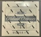 2019 PANINI NATIONAL TREASURES COLLEGE COLLEGIATE FOOTBALL SEALED HOBBY BOX