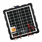 POWOXI Upgraded 20W Solar Battery Charger Maintainer External Smart 3 Stages
