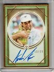 2020 Topps Transcendent Collection Tennis Hall of Fame Cards 25