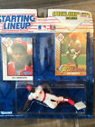 Starting Lineup 1993 MLB Bip Roberts Figure and cards