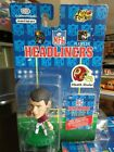 NFL HEADLINERS QUARTERBACK CLUB HEATH SHULER WASHINGTON REDSKINS 1996 CORINTHIAN