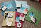 Stampin Up Retired In Color ink pads refills markers paper  ribbon