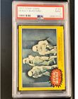 1977 Topps Star Wars STORM TROOPERS MINT 182 Deadly Blasters! PSA 9