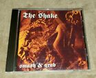 THE SHAKE indie hair metal cd SMASH & GRAB ts-9301   free US shipping