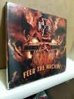 BFG Feed The Machine CD digipak (brand new/sealed/shows damage) ror ISD rebelles