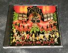 PANTERA cd PROJECTS IN THE JUNGLE mmr-1984cd lord tracy free US shipping