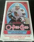 2013-14 O PEE CHEE SEALED HOBBY BOX - RETURN OF THE TEAM LOGO PATCHES!