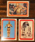 1978 Topps Star Wars Series 5 Trading Cards 7