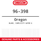 Oregon 96 398 20 9 16 G3 Gator Toothed Mulching Blade Simplicity Snapper 4 PACK