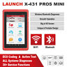 2021Updated! LAUNCH X431 PROS MINI 3 OBD2 II Scanner ALL System Diagnostic Tool