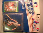 Starting  Lineup VINTAGE 1989 Will Clark Giants Kenner 100% Mint on Sealed C-5.5