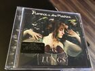 FLORENCE AND THE MACHINE - LUNGS - CD ALBUM - YOU'VE GOT THE LOVE +
