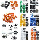 Complete Fairing Bolt Screws Kit for Honda CB599/CB600 CB125/CB125F/CB125R CB500