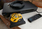 Arcam Alpha 5 Plus CD Player. With interconnect and remote. Audiophile sound.