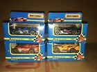 MATCHBOX 1992 Series 3 Modified Race Cars Kent Worley Heveron Tomaino