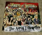 VAINS OF JENNA cd THE ART OF TELLING LIES free US shipping