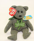 TY Beanie Baby 2.0 - McLUCKY the Irish Bear (Internet Exclusive) *NM TAG*