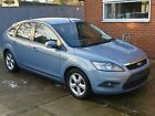 LARGER PHOTOS: Ford Focus 2008 - project or for parts (sale for whole vehicle not breaki