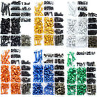 Complete CNC Fairing Bolts Kit Bodywork Screws for Suzuki GSXR GSF SV Katana RF