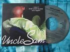 Uncle Sam ‎– I Don't Ever Want To See You Again XPCD 2237 Promo UK CD Single
