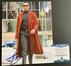 Jessie T. Usher Autographed Shaft 8x10 Photo Signed The Boys With Beckett COA