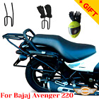For Bajaj Avenger 220 rack luggage system side carriers for Monokey, Bonus