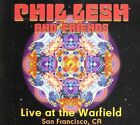 Live at the Warfield Cd and DVD boxed set by Phil Lesh and Friends used San Fran