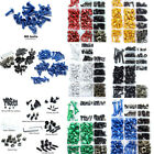 Complete Fairing Bolt Kit Screws For Yamaha YZ80  YZ125 YZ250 WR400 / YZ400F