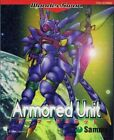 Armored Unit Complete Set! WonderSwan WS Japan BANDAI Very Good + Condition