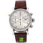 CHRONOSWISS Rattrapante Chronograph CH 7323 Stahl