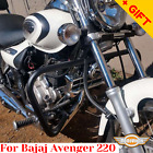 For Bajaj Avenger 220 crash bars Avenger Street engine guard 220 Cruise, Bonus