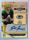 2018 Panini contenders Optic All Times Contenders Autograph Brett Favre Packers