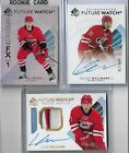 2017-18 SP Authentic Hockey Cards 21