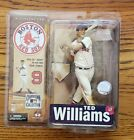 McFarlane Sportspicks Cooperstown Collection Figure Boston Red Sox TED WILLIAMS