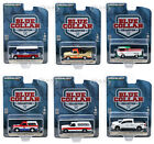 BLUE COLLAR COLLECTION SERIES 7 SET OF 6 CARS 1 64 DIECAST BY GREENLIGHT 35160