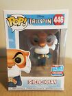 NYCC 2018 Funko Pop Talespin Shere Khan Vinyl Figure Gamestop Shared Exclusive