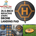 Day Night Drone Landing Pad Helipad Platform Foldable Double facet 315 Inch NEW