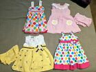 VeRy cute lot of 4 girls size 24 month dresses Dress Lot